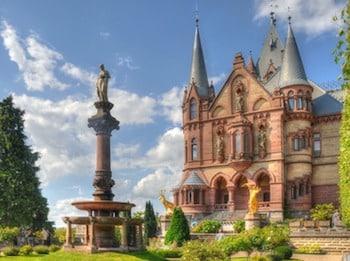 Hochzeitslocation NRW Schloss Drachenburg